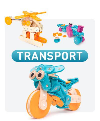 Shop Transport